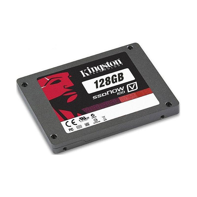 Kingston V100 SV100S2 SATA 2 SSD [128 GB]