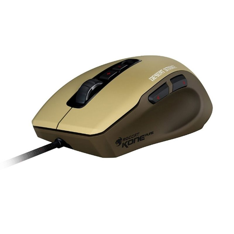 Roccat Kone Pure Military Desert Strike Gaming Mouse