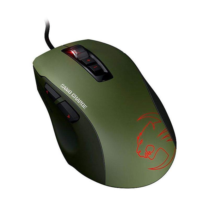 ROCCAT Power Pack Millitary Gaming Mouse