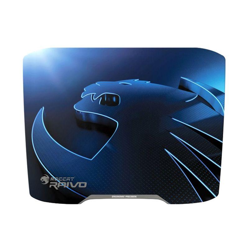 Roccat Raivo Lightning Blue Gaming Mouse Pad