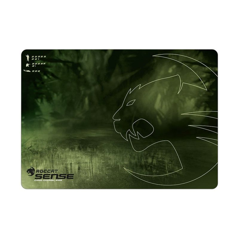 Roccat Sense Camo Gaming Mouse Pad [2 mm]