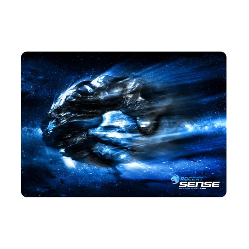 Roccat Sense Meteor Blue Gaming Mouse Pad