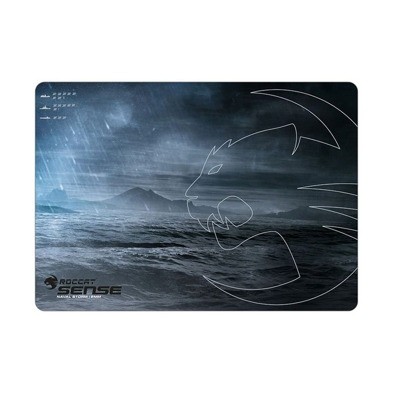 Roccat Sense Naval Storm Gaming Mouse Pad [2 mm]