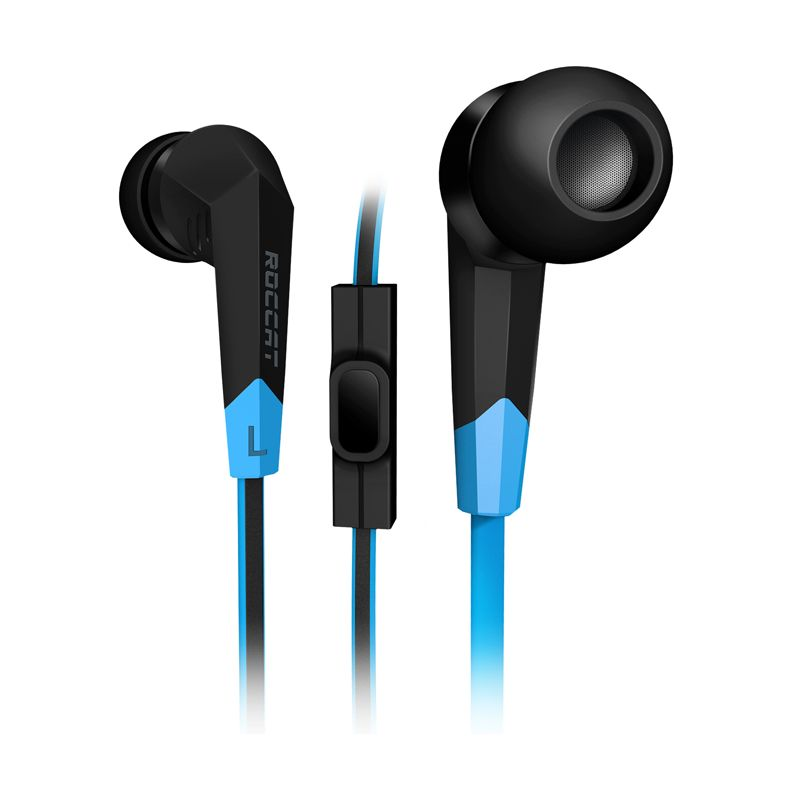ROCCAT SYVA Channel High Performance 2.0 Gaming Earphone