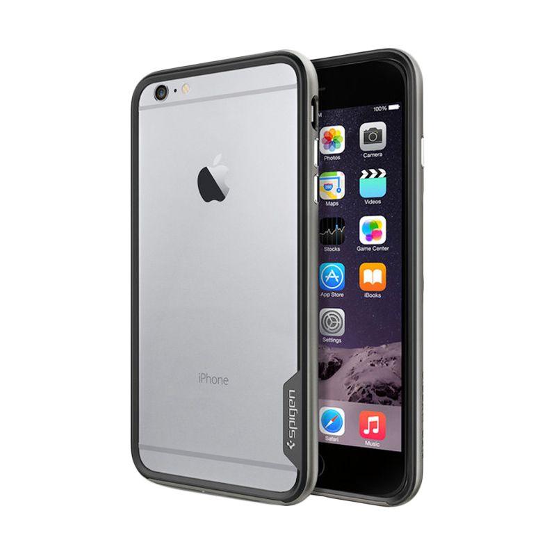 Spigen Thin Fit A 5.5 Gunmetal Casing for iPhone 6 Plus