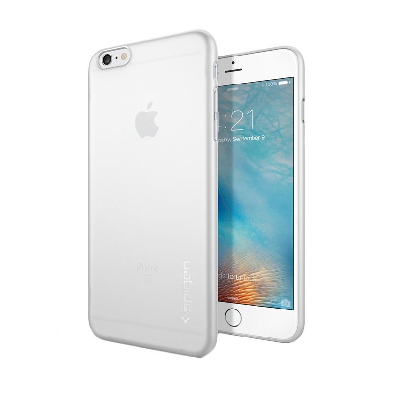 Spigen Air Skin Clear Casing for iPhone 6S Plus or 6 Plus [5.5 Inch]