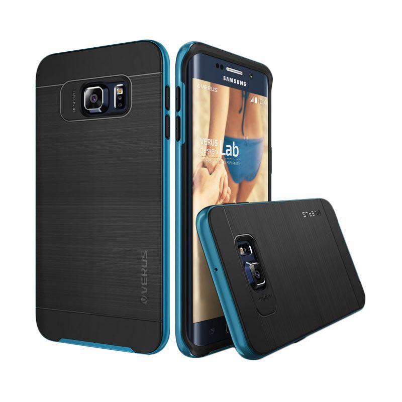Verus High Pro Shield Electric Blue Casing for Samsung Galaxy S6 Edge Plus