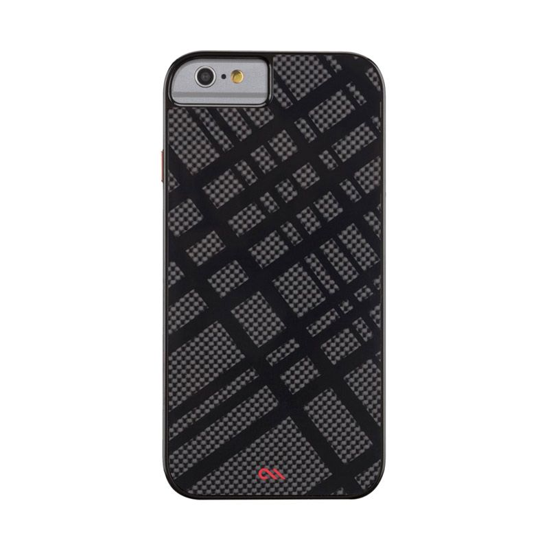 Case-mate Carbon Fusion Black Casing for iPhone 6 [4.7 Inch]
