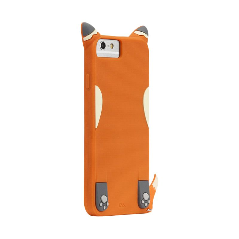 Case-mate Creatures Fox Casing for iPhone 6 [4.7 Inch]