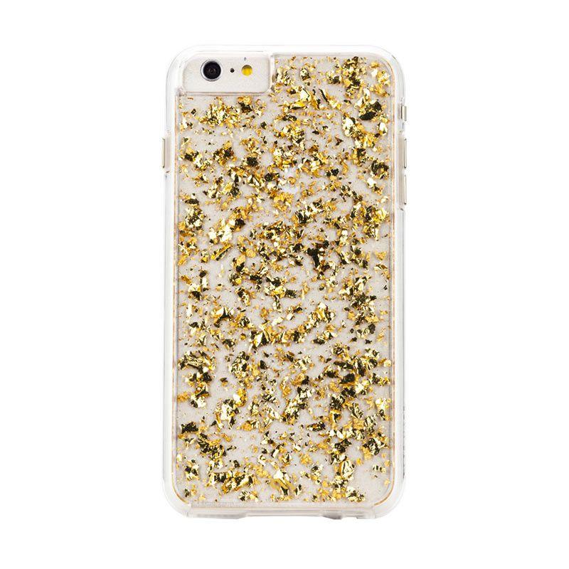 Case-Mate Karat Leaf Gold Casing for iPhone 6 Plus [5.5 Inch]
