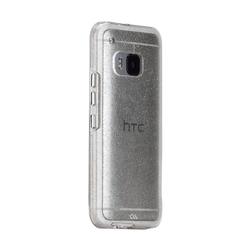 Case-Mate Sheer Glam Champagne Casing for HTC One M9