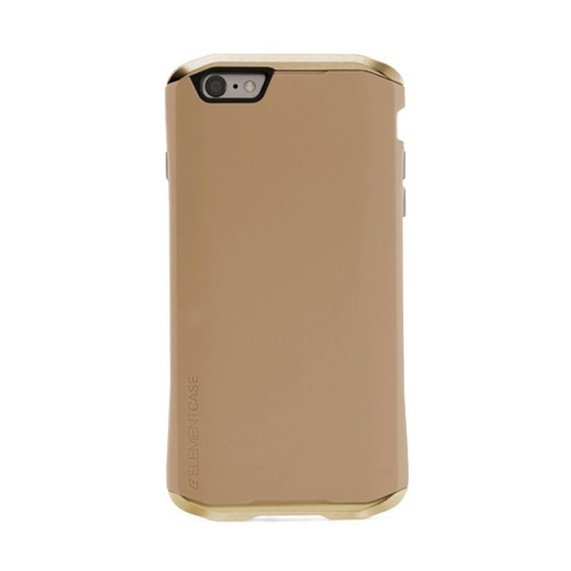 Element Case Original Solace Chroma Gold Casing for iPhone 6 Plus [5.5 Inch]