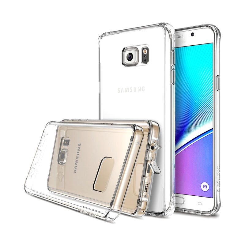 Ringke Fusion Clear Casing for Samsung Galaxy Note 5
