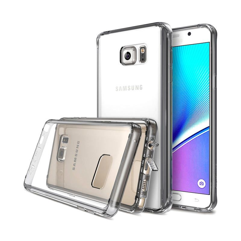 Ringke Fusion Smoke Casing for Samsung Galaxy Note 5