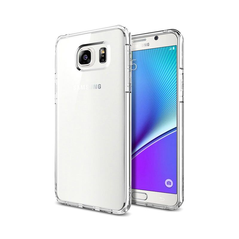Spigen Ultra Hybrid Clear Casing for Samsung Galaxy Note 5