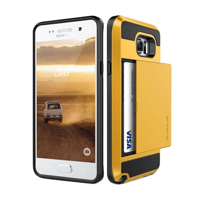 Verus Damda Slide Yellow Casing for Samsung Galaxy Note 5