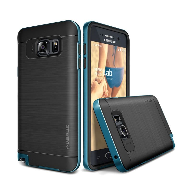 Verus High Pro Shield Electric Blue Casing for Samsung Galaxy Note 5