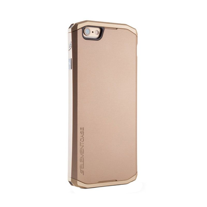 Element Case Original Solace Gold Casing for iPhone 6 Plus [5.5 Inch]