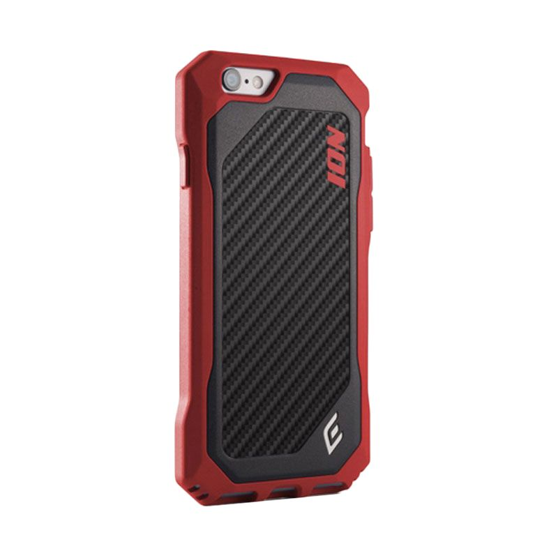 Element Case Original ION Red Casing for iPhone 6 Plus [5.5 Inch]