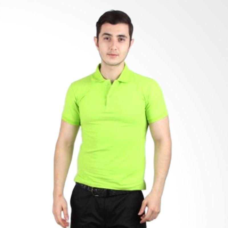 iGee Basic Light Green Polo Shirt