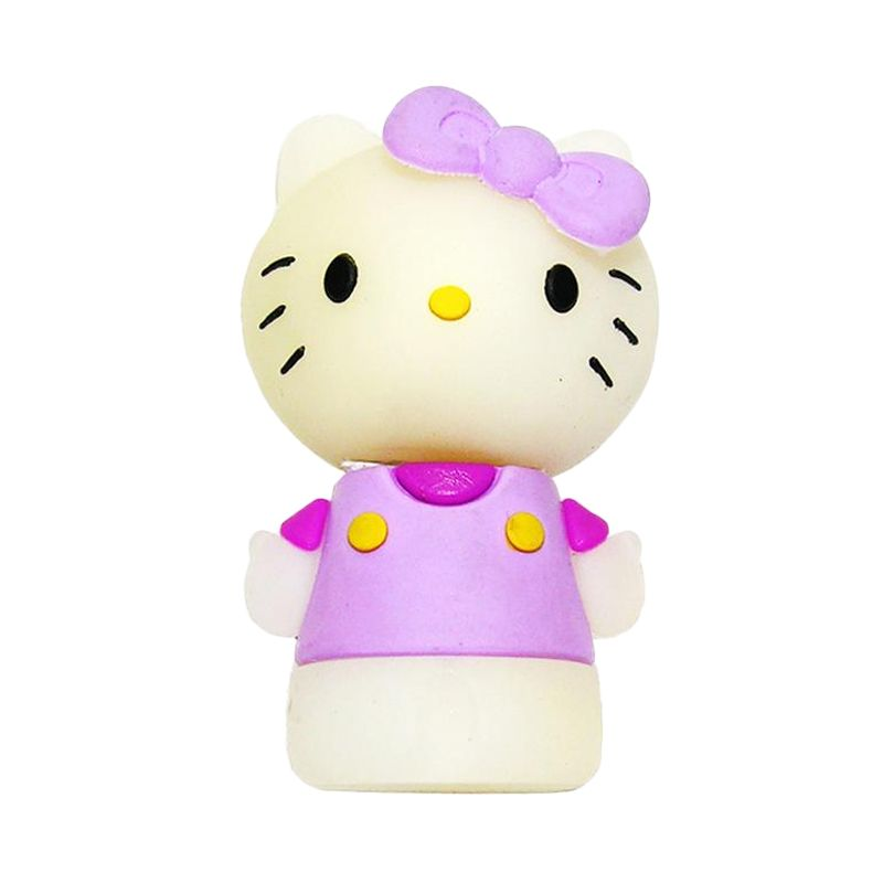 Unik Hello Kitty Berdiri Ungu Flashdisk [8 GB]