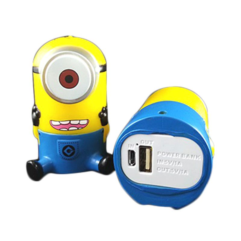 Unik Minion Powerbank [3200 mAh]