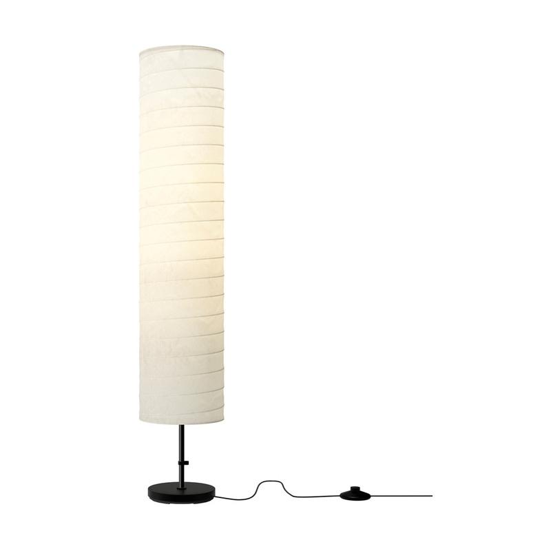 harga IKEA Holmo Lampu Lantai Hias Ruangan - Putih Blibli.com