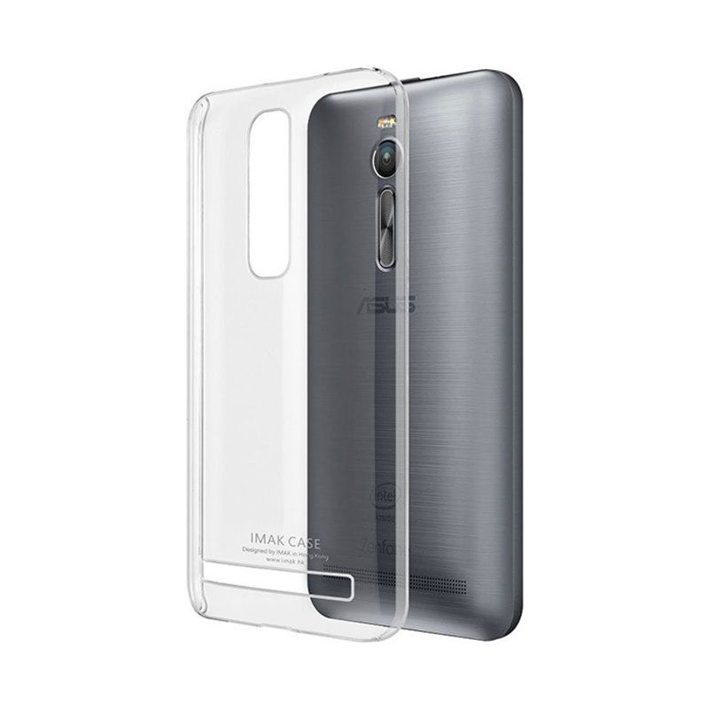 Imak Air Clear Casing for Asus Zenfone 2 ZE551ML [5.5 Inch]