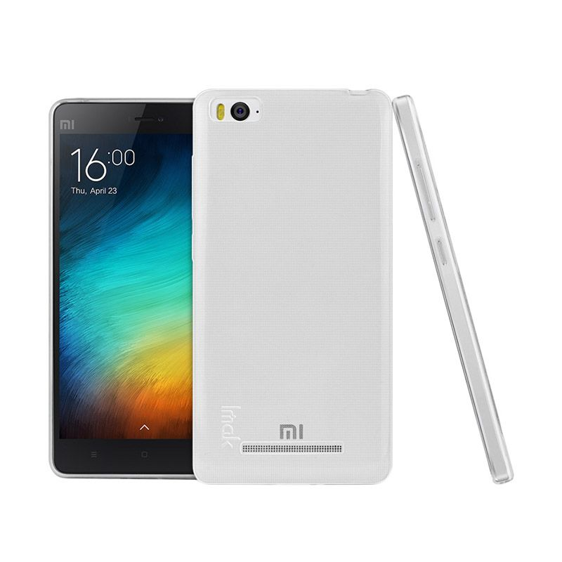 Imak Clear Softcase Casing for Xiaomi Mi 4i