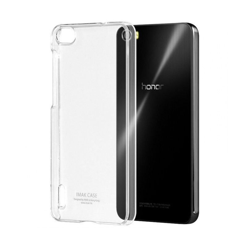Imak Crystal II Slim Transparant Hardcase Casing for Huawei Honor 6