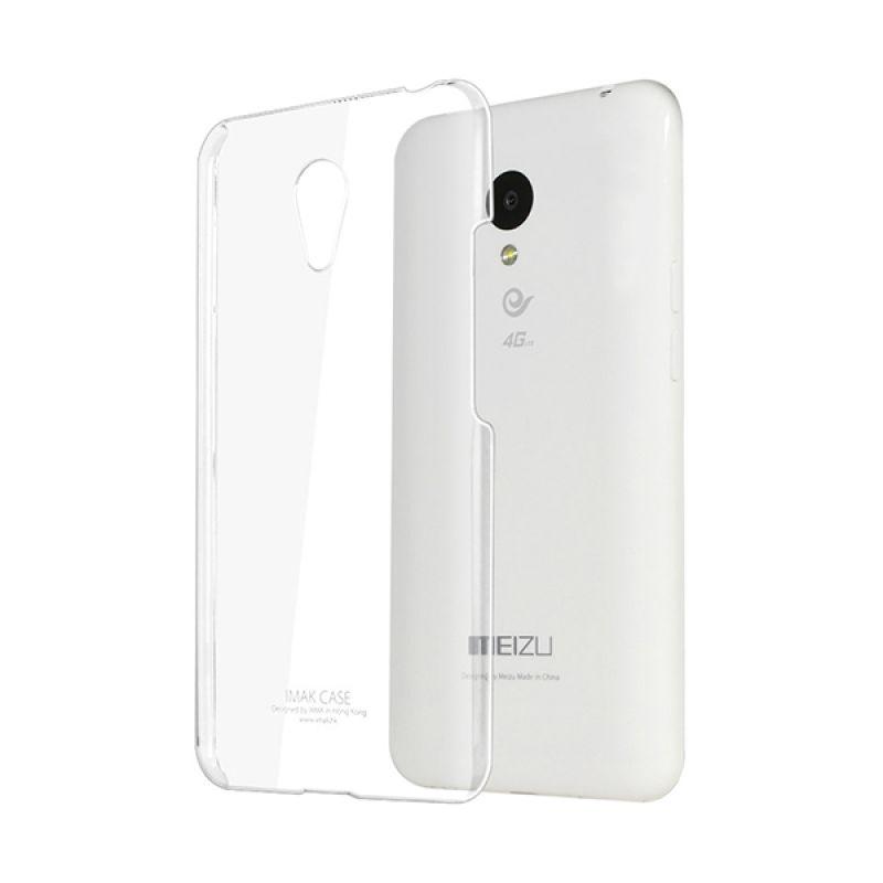 Imak Crystal II Slim Transparant Hardcase Casing for Meizu M2 Note