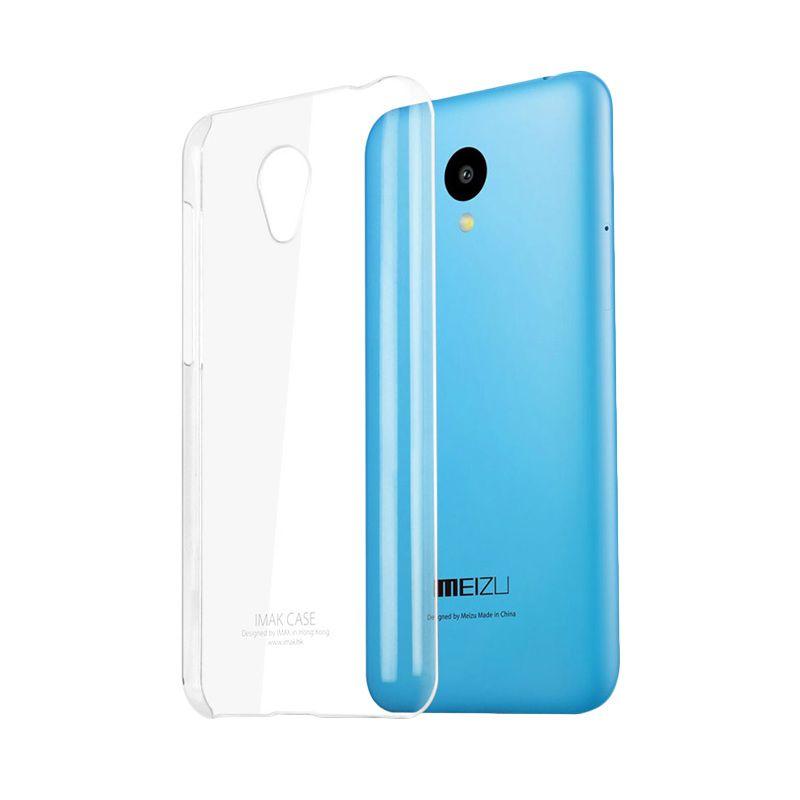 Imak Crystal II Slim Transparant Hardcase Casing for Meizu M2
