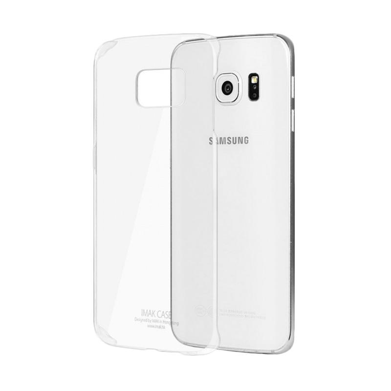 Imak Crystal II Slim Transparant Hardcase Casing for Samsung Galaxy S6 Edge Plus / S6 Edge+