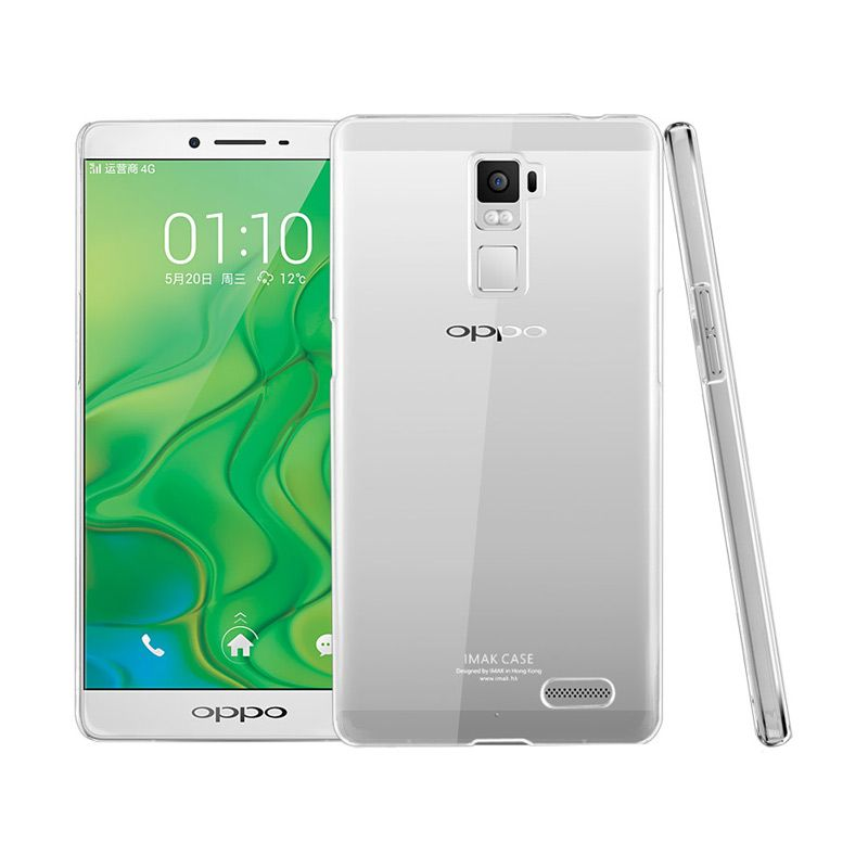Imak Premium Clear Hardcase Casing for Oppo R7 Plus