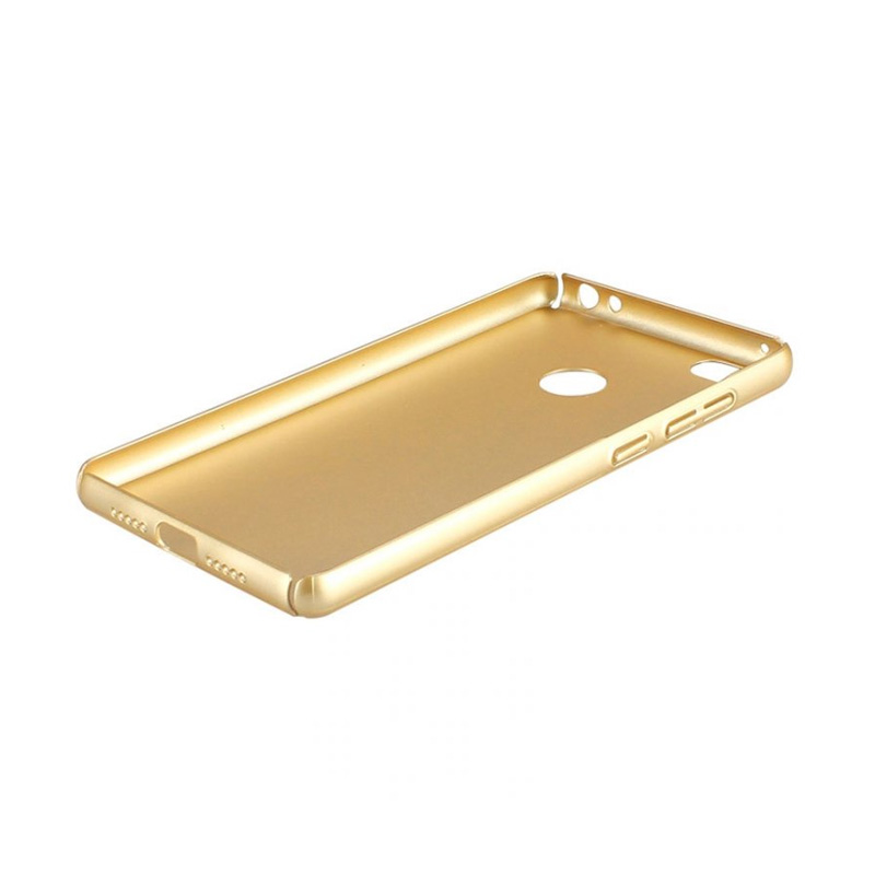 Imak Jazz Series Hardcase Casing for Xiaomi Mi4S / Mi 4S / 4S - Gold