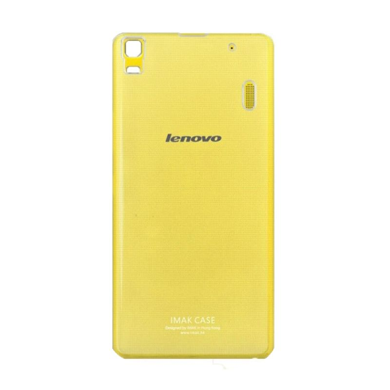 Imak Stealth Ultrathin Clear Softcase Casing for Lenovo A7000 K3 Note