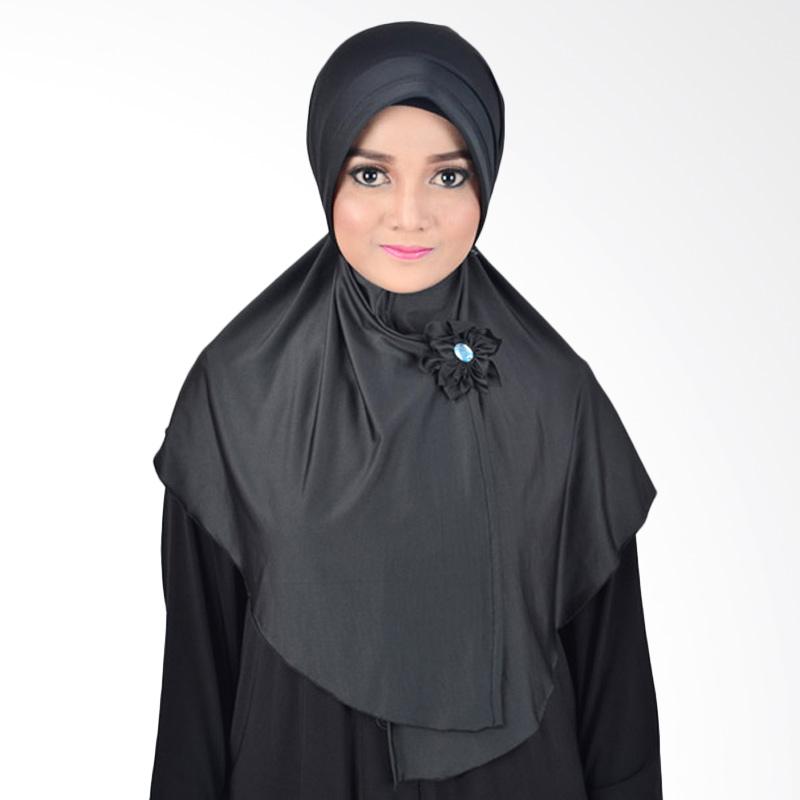 Inara House Katarina Hijab - Hitam