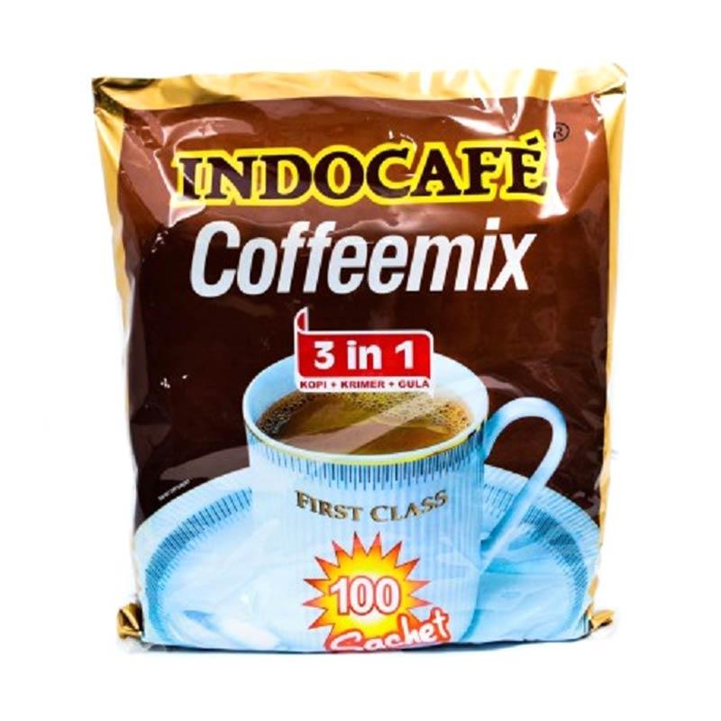 Indocafe Coffeemix [100 sachet x 20 gr]