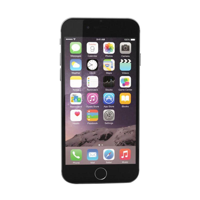 Apple iPhone 6 Plus Grey Smartphone [128 GB]