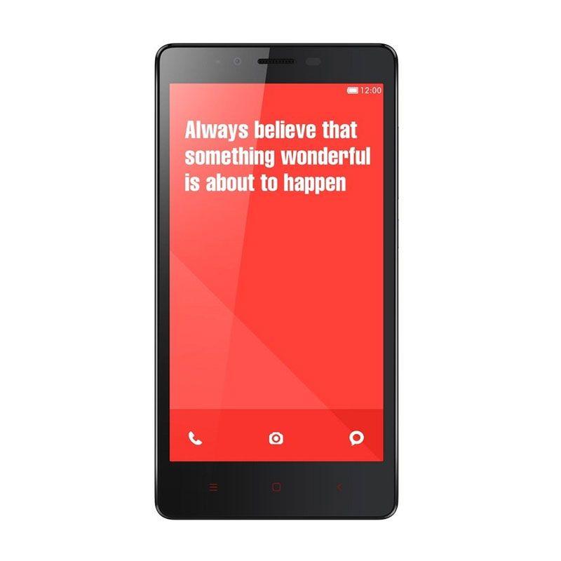 Xiaomi Redmi Note 4G White Smartphone
