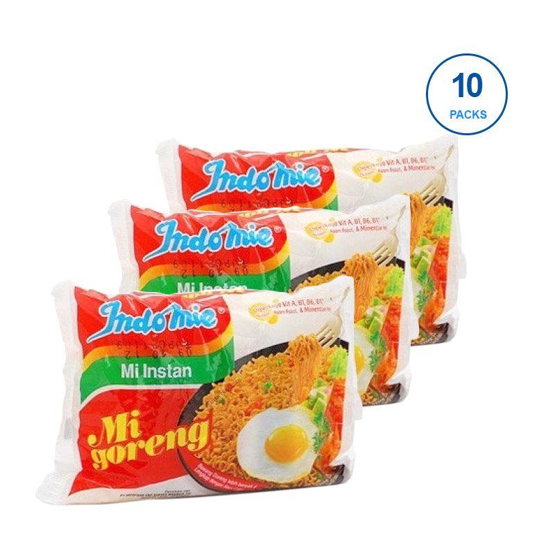 Indomie Mie Goreng Special [85 g x 10 pcs]