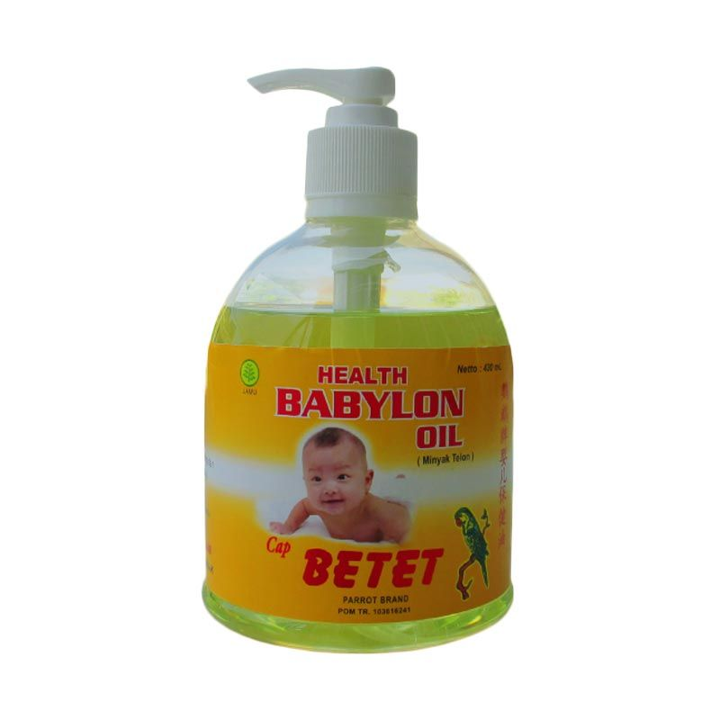 Babylon Oil Minyak Telon