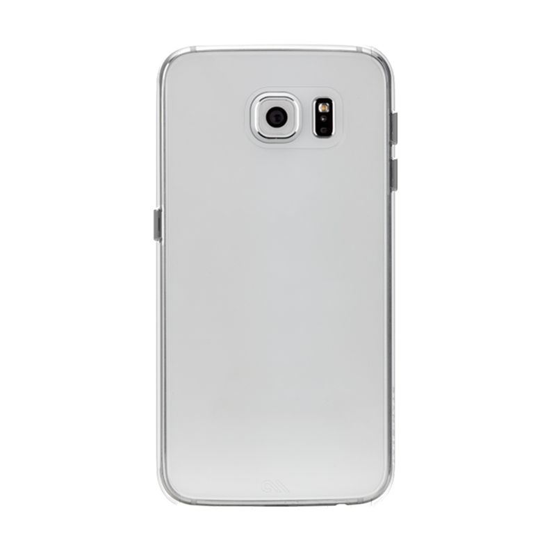 Casemate Barely There Clear Casing for Samsung Galaxy S6