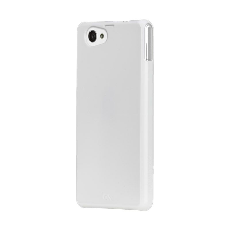 Casemate Barely There Putih Casing for Xperia Z1 Compact