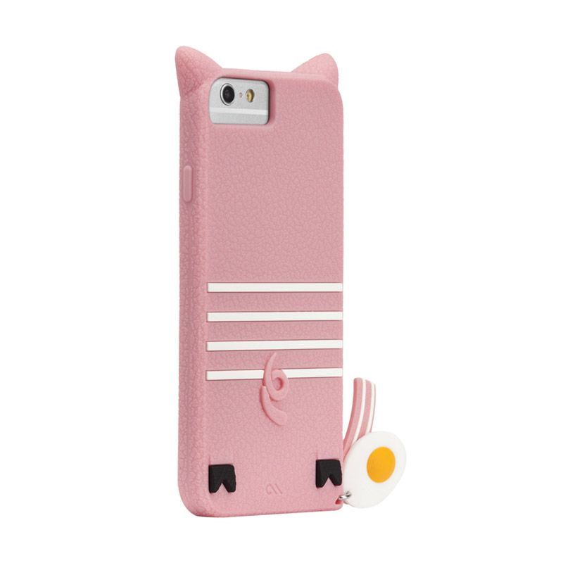 Casemate Creatures Piggy Pink Casing for iPhone 6