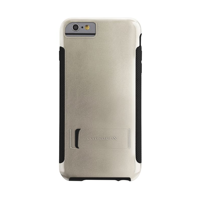 Casemate POP Stand Gold Black Casing for iPhone 6 Plus