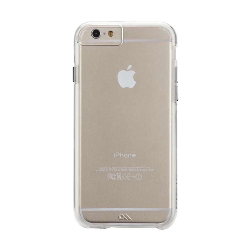 Casemate Tough Naked Clear Casing for iPhone 6