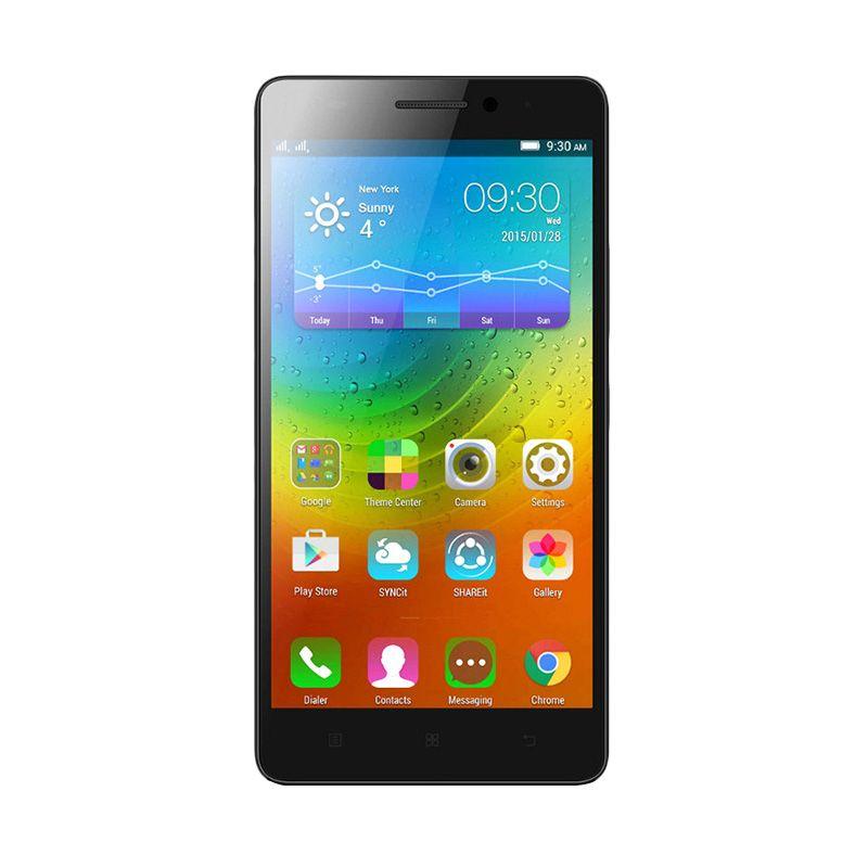 Lenovo A6000 Black Smartphone [8 GB]