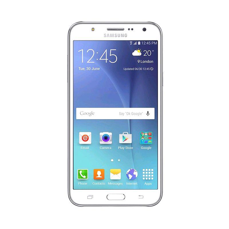Samsung Galaxy J500 White Smartphone