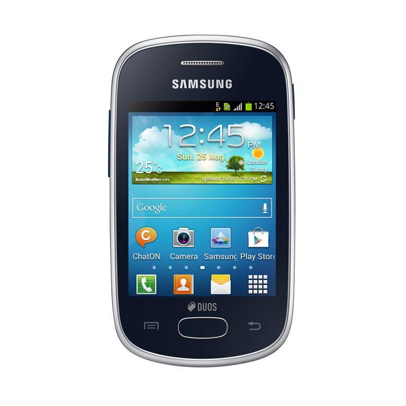 Samsung Galaxy Star S5282 Black Smartphone
